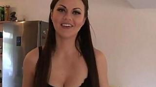 Huge tits honey Tina Kay hard pounded