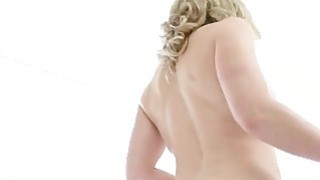 Lesbian mom Cory Chase teases young nympho Roxy Nicole