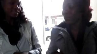 Amateur Ebony African Lesbians Licking Pussies
